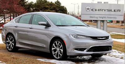 2016 Chrysler 200 Release Date