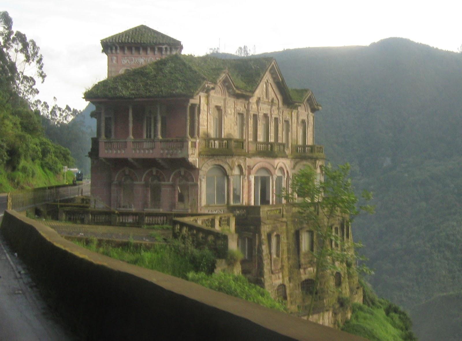Bekas Hotel Paling Berhantu