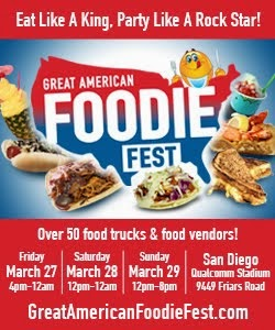 Win Weekend Passes To The Great American Foodie Fest