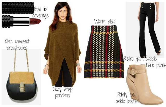 Fall.70'sinspired.Ladylike.Earth-tone.preppy.classics.fashion.Style