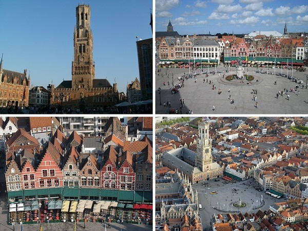 Top 10 Bruxelas: (9) Um dia em Bruges