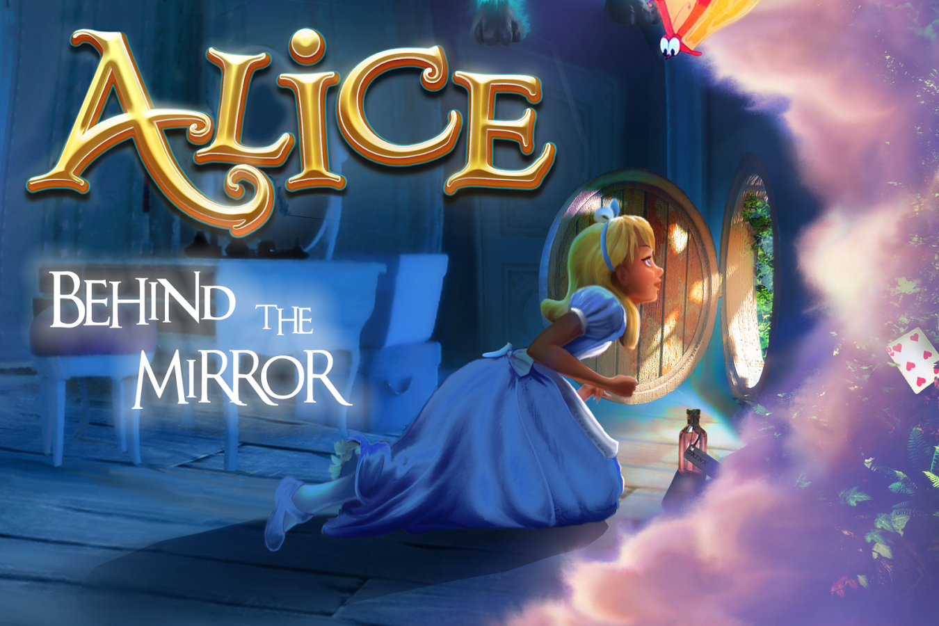 Alice - Behind the Mirror v1.0.34 APK+DATA