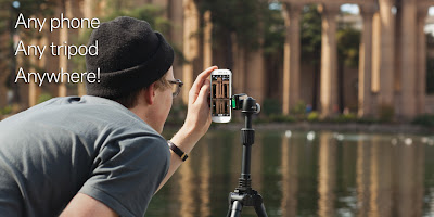 Creative and Innovative Phone Tripods (10) 10