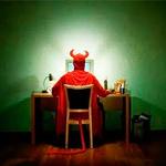 Diabo no computador