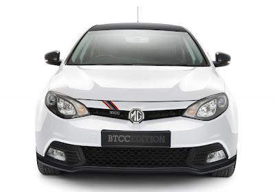 MG 6 BTCC Edition (2012) Front