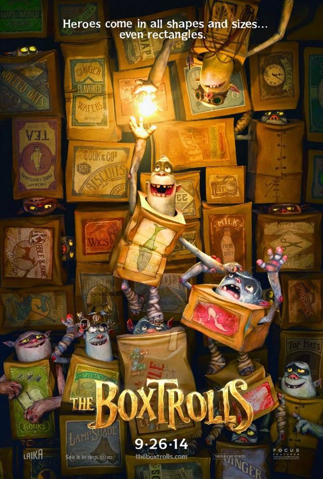 The Boxtrolls (Los Boxtrolls) - Solo Full Películas
