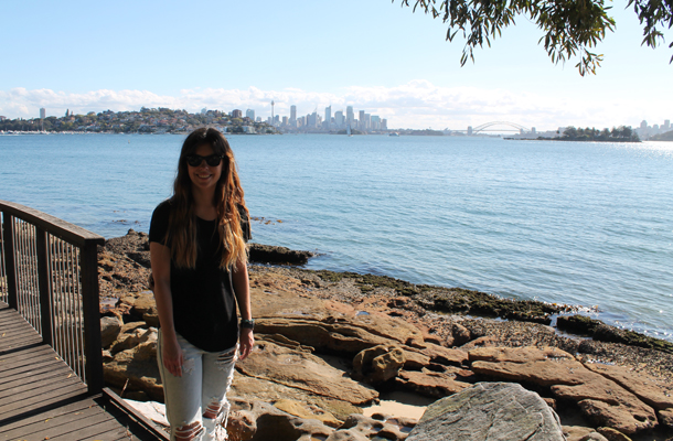 Sweet Monday, Rose Bay to Watson's Bay walk, Sydney