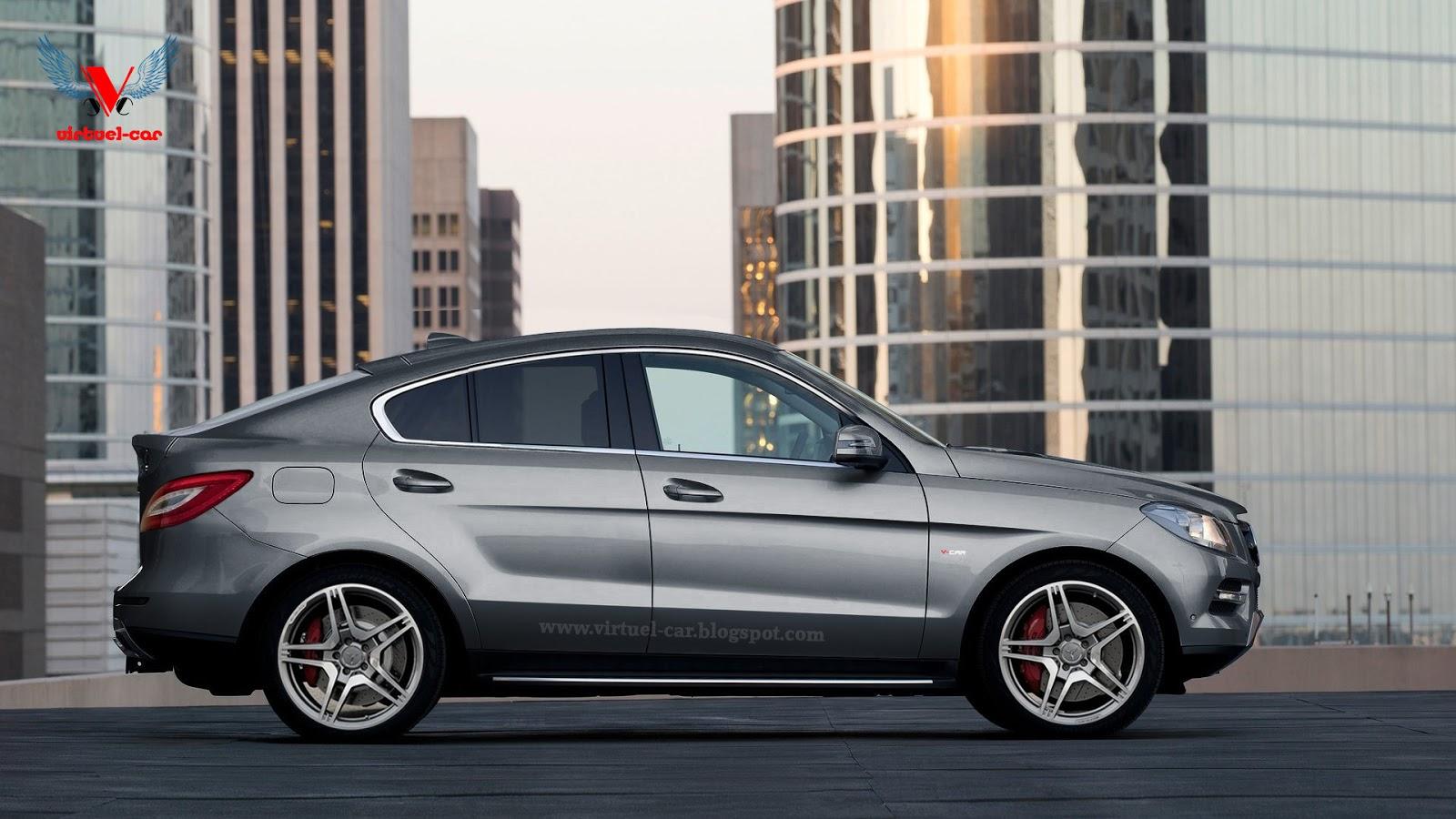 mercedes - 2015 - [Mercedes] GLE Coupé [C292] MLC