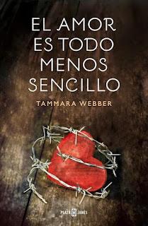 Reseña: El amor es de todo menos sencillo - Tammara Webber
