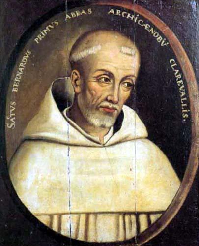 Resultado de imagem para São Bernardo, abade e doutor da Igreja, séc. XII