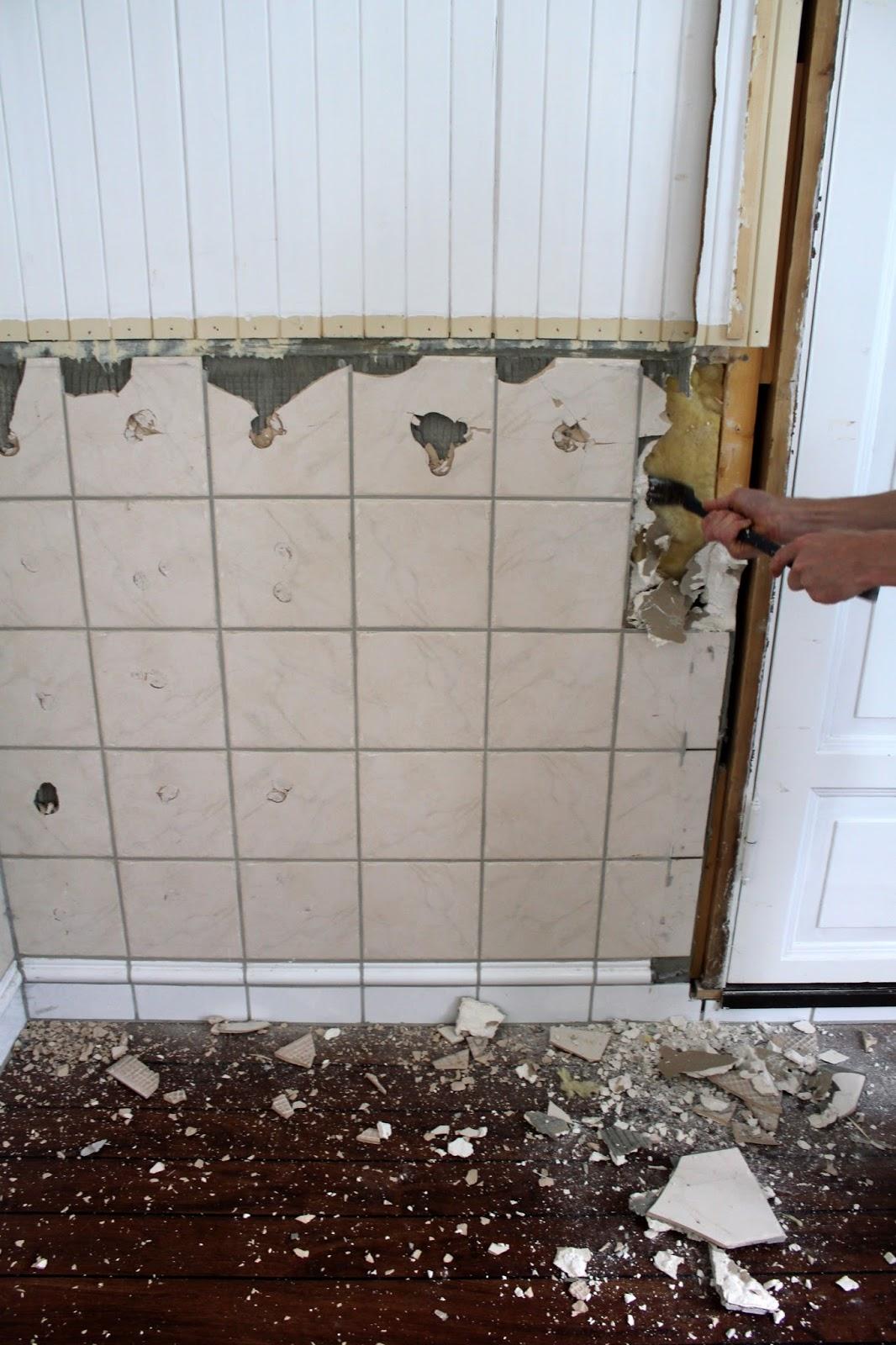 Syrinveien.com: FØR- bilder fra badet