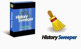 برنامج حذف تاريخ  نشاطاتك على الانترنت History Sweeper