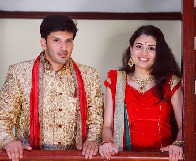 Nimish Suresh married Jijish Janardhanan