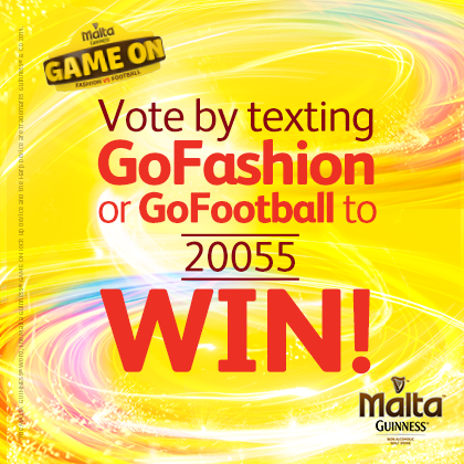 Malta Guinness Game On. Win N5000 plus Airtime.