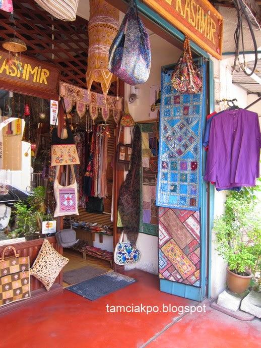 Melaka shops