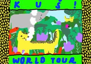 kuš! world tour