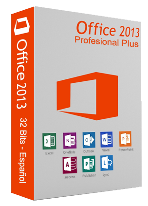 Office 2013 Profesional Plus [Español] [X 86 - 32 Bits] [Inc