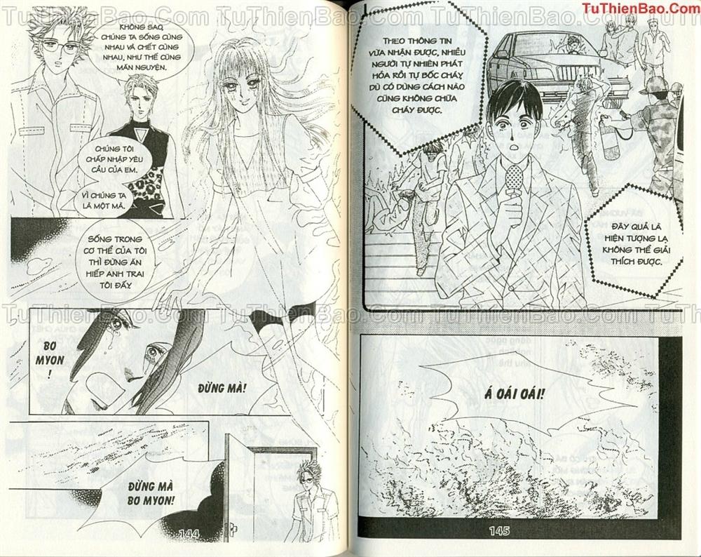 Ma cà rồng hộ mệnh Chapter 10 - Trang 69