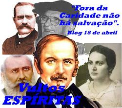 VULTOS ESPÍRITAS - CONHEÇA...