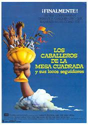 Los caballeros de la mesa cuadrada y sus locos seguidores (1975) Descargar y ver Online Gratis