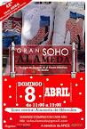 Podrás encontrarme los segundos domingos de cada mes en La ALAMEDA. Sevilla