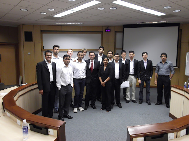 nus mba venture capital investment competition champions 2012