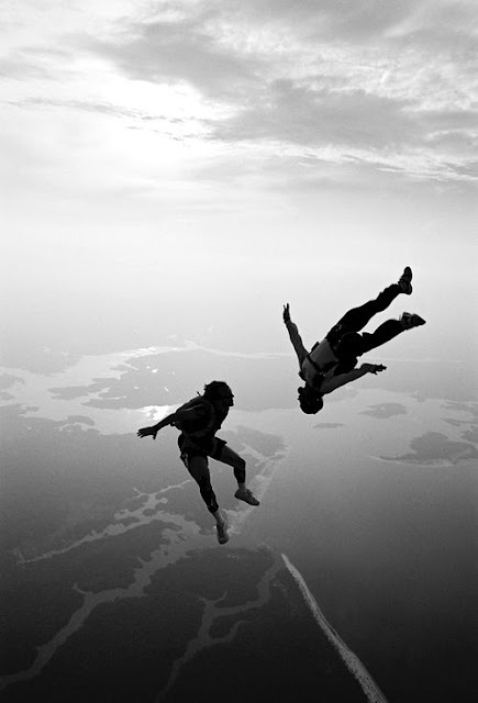 what color is your parachute:  free fall