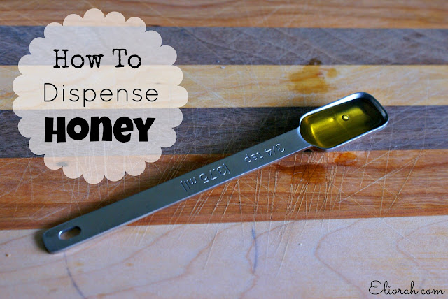 How To Dispense Honey