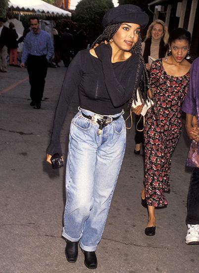 Janet Jackson In 1992 Janet Jackson In 2002 Janet Jackson