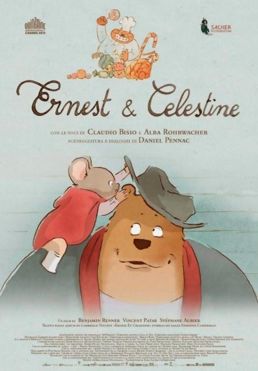 Tình Bạn Khác Loài -? Ernest et Célestine