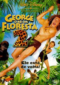 George – O Rei da Floresta 2 – Dublado – 2003