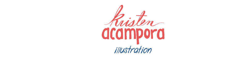 Kristen Acampora Illustration