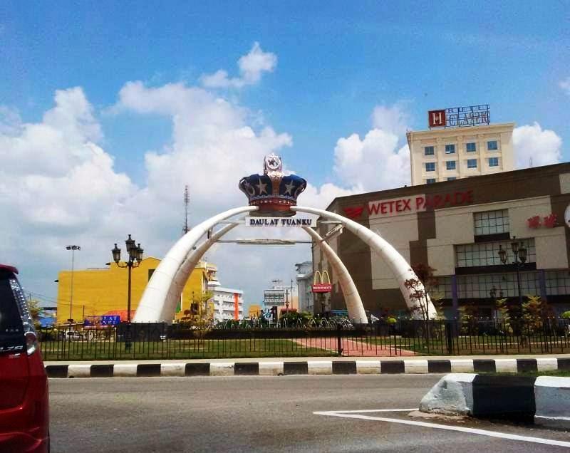 Bandar Maharani, Muar Johor