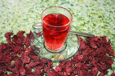 Kelopak Bunga Rosella yang Menjadi Obat Kanker