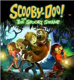 Games Scooby-Doo and the Spooky Swamp Full RIP