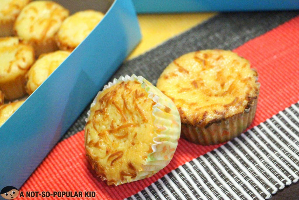 Chizu Cupcakes Regular - Philippines