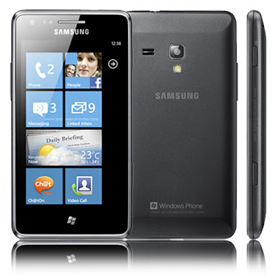 Samsung Omnia M S7530, Harga Samsung Omnia M S7530, Spesifikasi Samsung Omnia M S7530