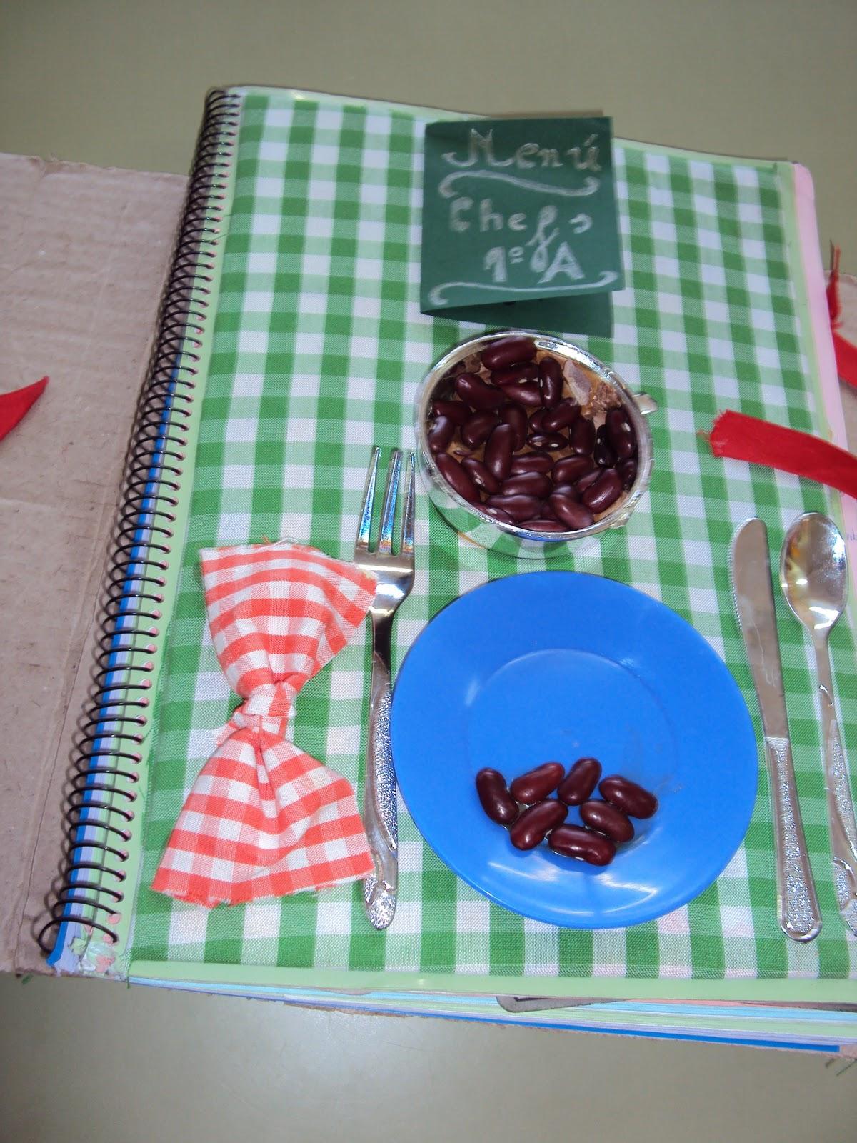 Bibliolibre los libros de cocina en la biblioteca escolar - Libros de cocina ...