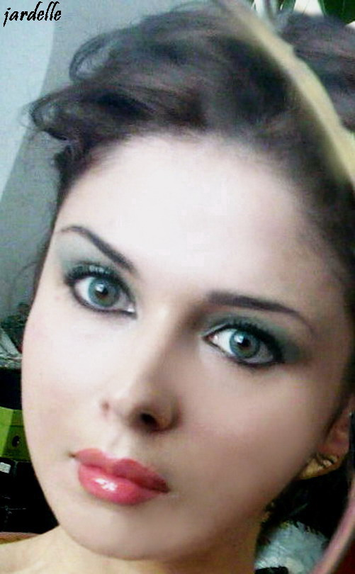 Jardelle My Haifa Wehbe Or Barbie Doll Inspired Makeup