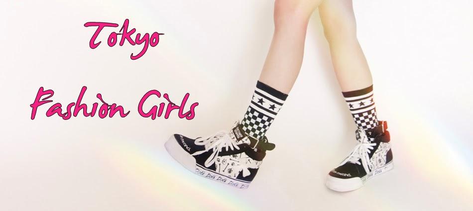Tokyo Fashion Girls
