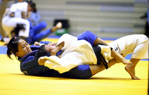 Vietnam's judo pins hope on veterans at SEA Games 27