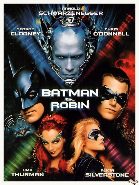 Batman and Robin แบทแมน & โรบิน