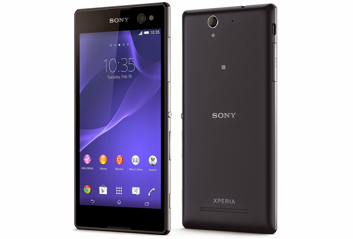 Sony Xperia C3 Dual Specifications and Review