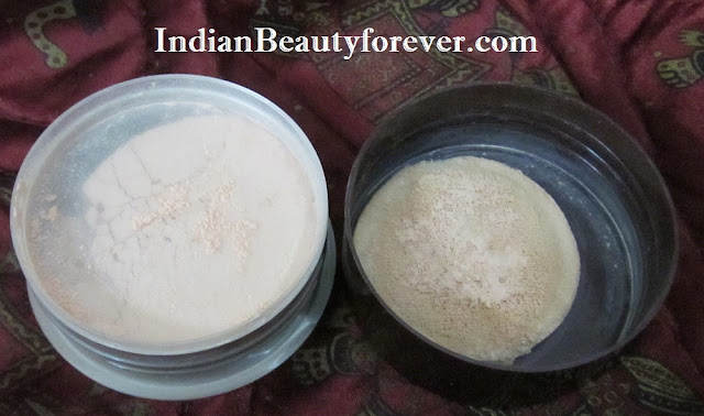 Lakme Rose powder in soft pink