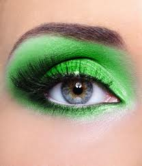 Beautiful Green Eye Makeup