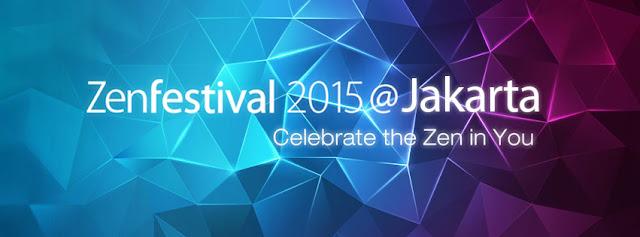 Zenfestival 2015 di Jakarta
