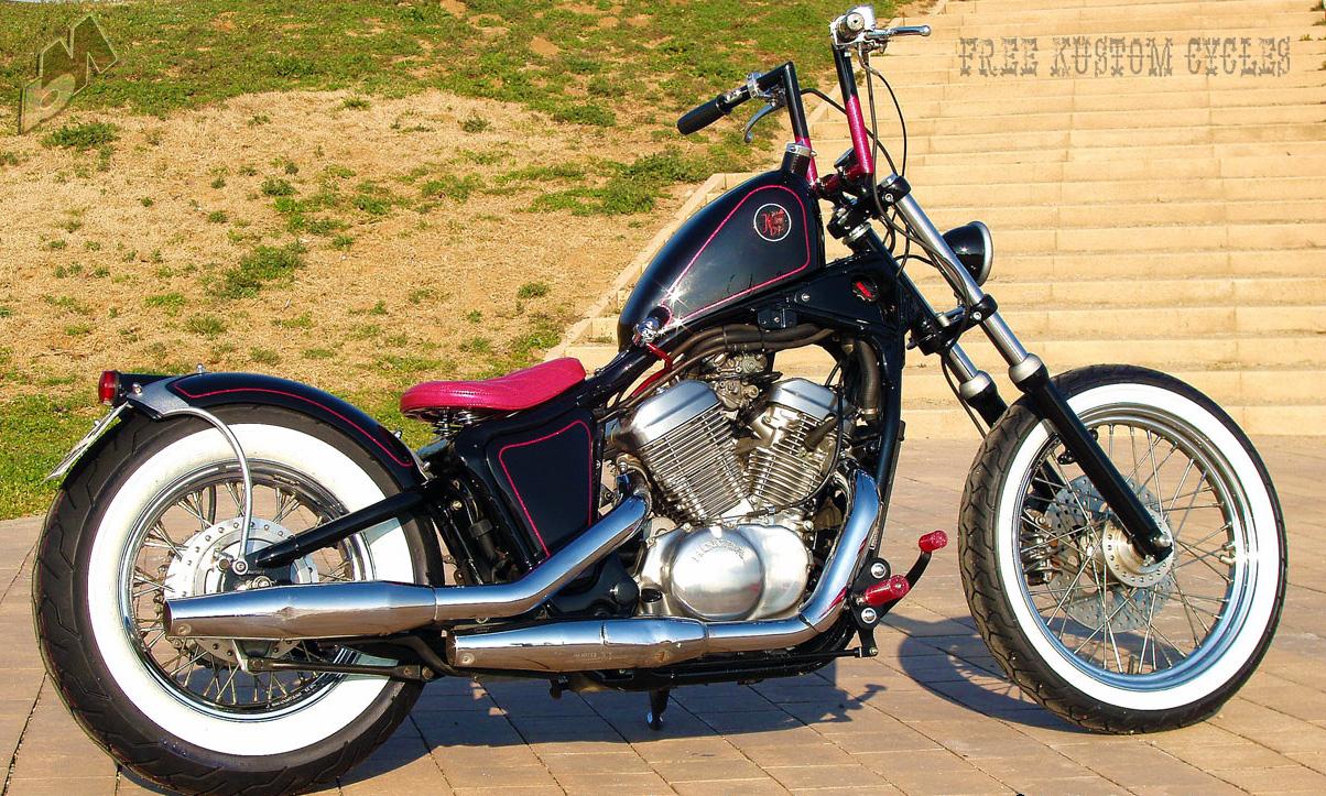 Customland honda 600 shadow frisco for Honda of frisco