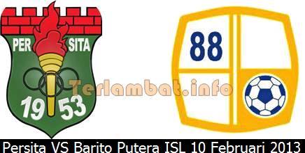 Hasil Persita VS Barito