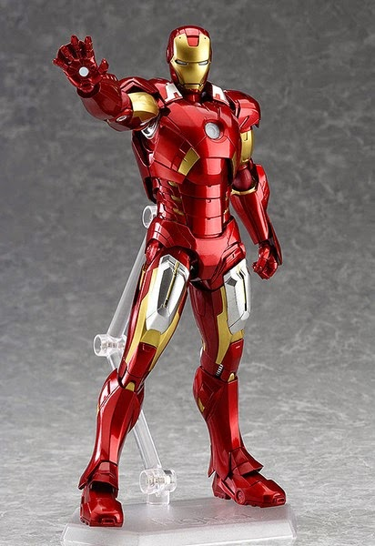 Gambar Tokoh Iron Man - Avengers