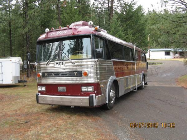 1964 Mci Bus Conversion Auto Restorationice